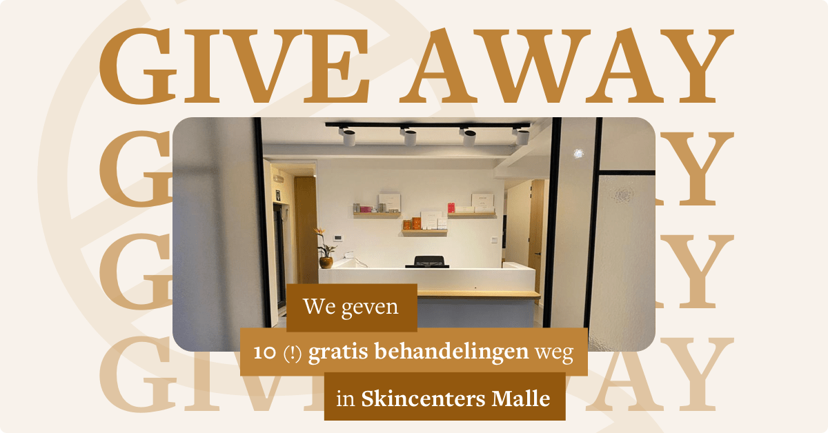 Skincenters Malle: giveaway